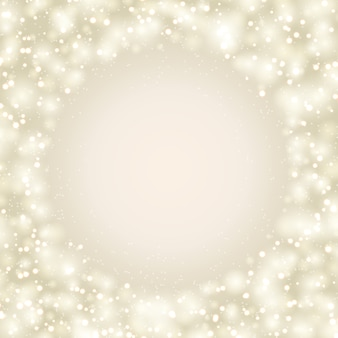 Abstract shining background frame