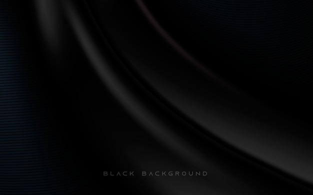 추상 빛나는 현대 검은 배경