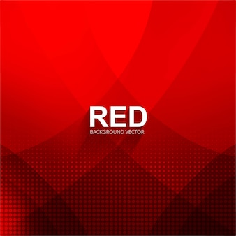 Abstract shiny red bright background illustration