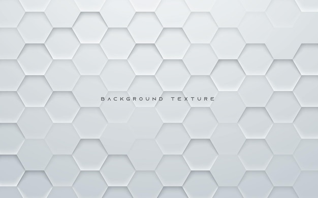 Abstract silver polygonal background texture
