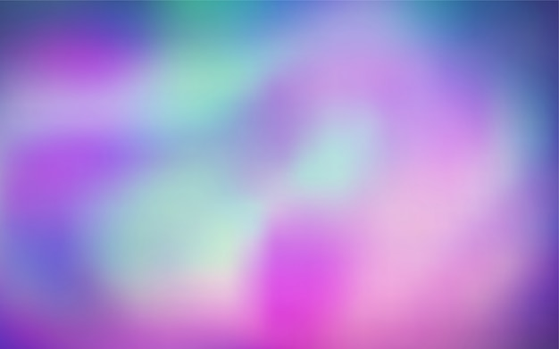 Abstract simple holographic abstract background