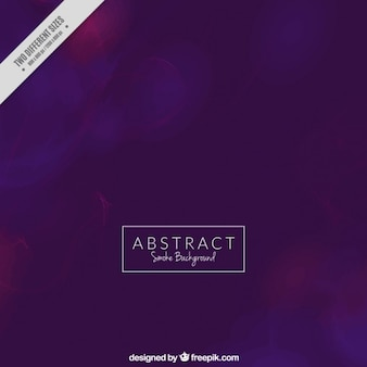 Estratto semplice e lo sfondo viola