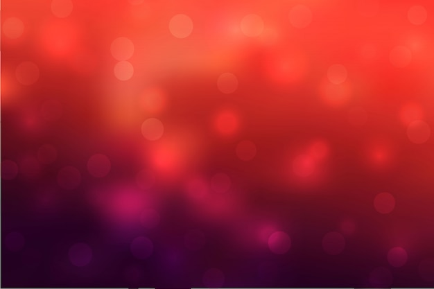 Abstract sky background with blur bokeh light effect.