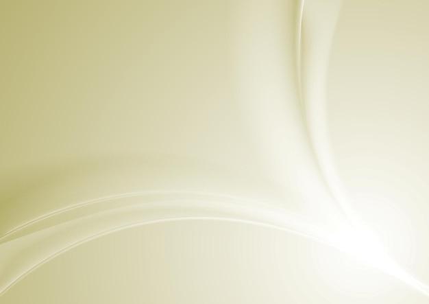 Абстрактный гладкий размытый фон волны. векторный дизайн