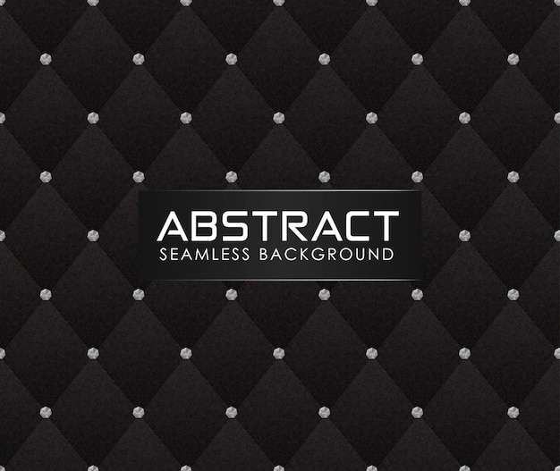 Abstract sofa pattern with paper textures polygonal pattern with diamonds