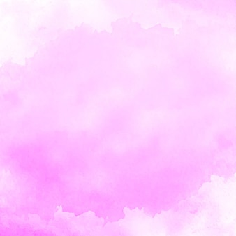 Abstract soft pink watercolor background