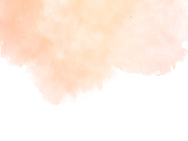 Abstract soft watercolor texture background
