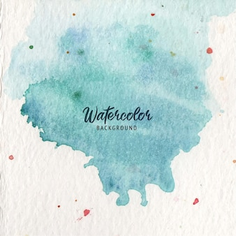 Abstract splash paint background with watercolor texture