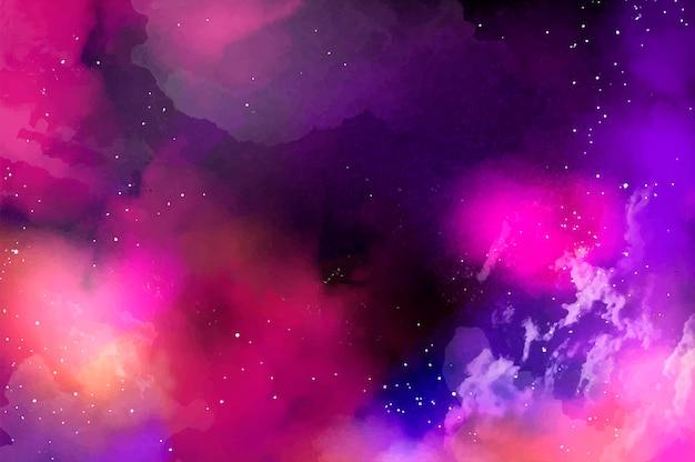 抽象的なスプラッシュ水彩の質感のある背景