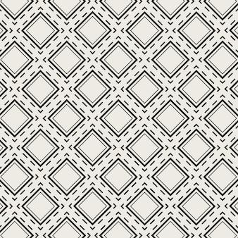 배경에 대 한 추상 사각형 패턴