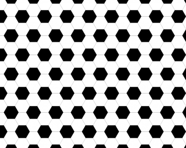Abstract square pattern white and black tone vector background