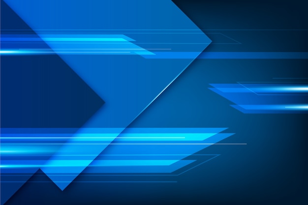 Abstract style futuristic background