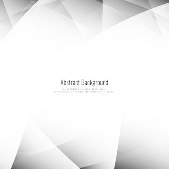 Abstract stylish grey geometric background