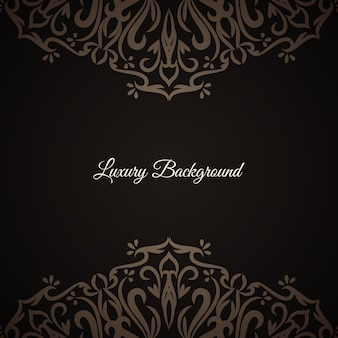 Abstract stylish luxury background