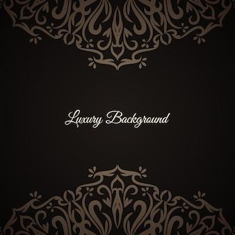 Abstract stylish luxury background