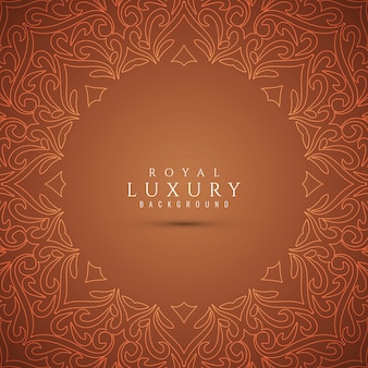 Abstract stylish luxury brown background