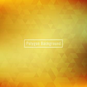 Abstract stylish polygonal background