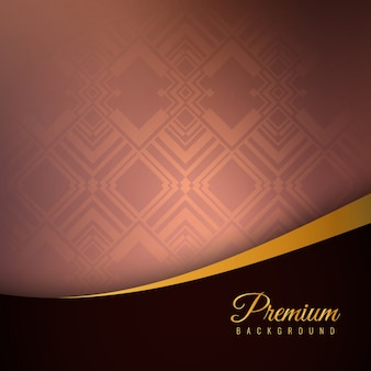 Abstract stylish premium background