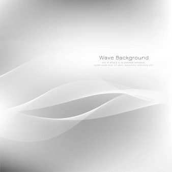 Abstract stylish wave