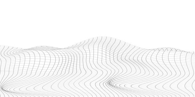 Абстрактная таблица серый фон с динамическим треугольником. технология particle mist network cyber security.
