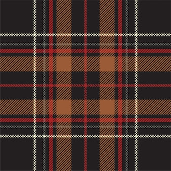 Abstract tartan seamless pattern.  illustration.