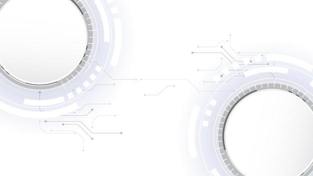 Технологии и технологии цифровой фон