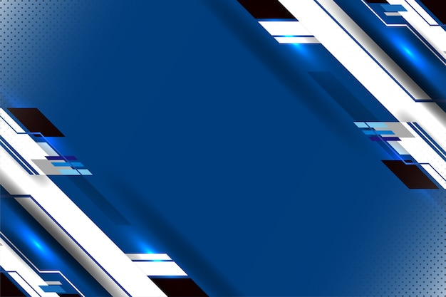 Abstract technology background with geometric texture