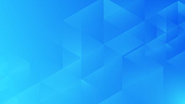 抽象的なテクノロジー、未来のデジタルハイテクコンセプト。六角形の抽象的な背景。科学的および技術的概念。