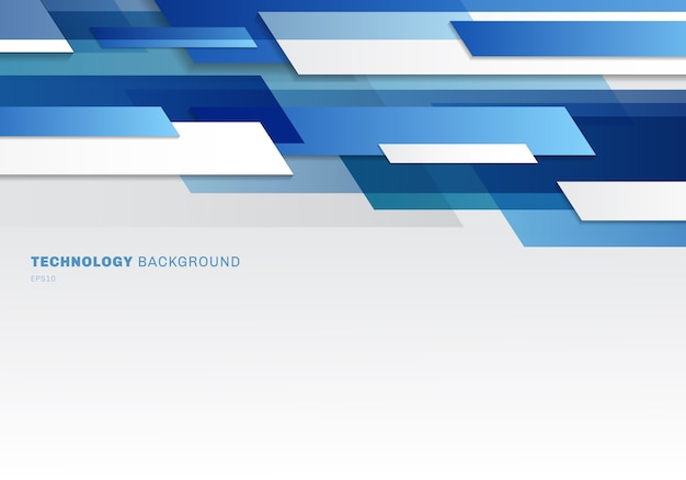 Abstract technology header