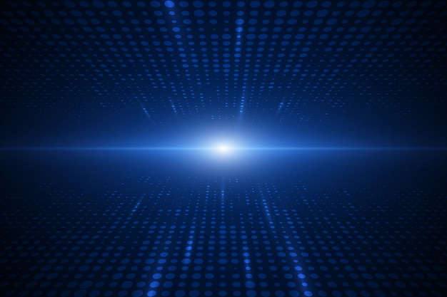 Abstract technology speed background
