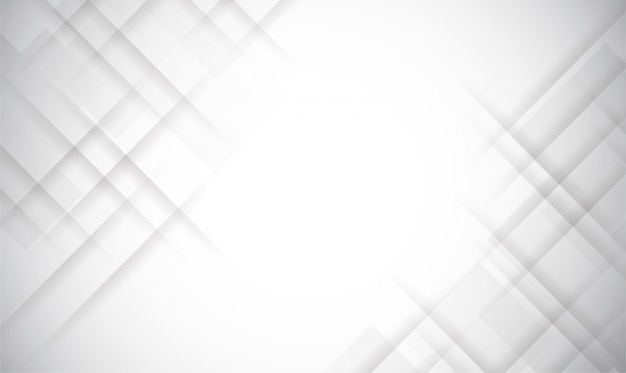 Abstract technology white and gray color modern