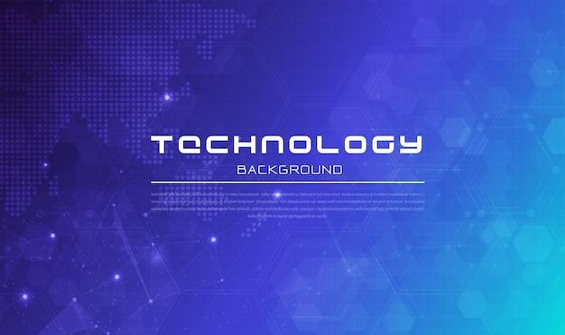 Абстрактная технология с глобальной мировой сетью и телекоммуникациями на земле, цифровые данные