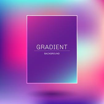 Абстрактный шаблон прямоугольника кадра живой цвет фона.