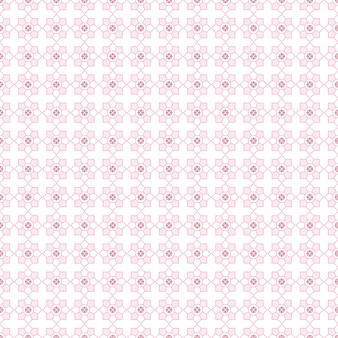 Abstract textured geometric seamless pattern with pink tone and white colors.