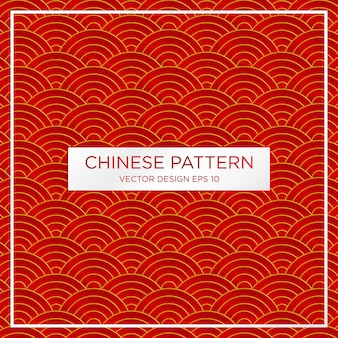 Abstract traditional chinese pattern background template
