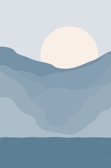 Abstract travel and vacation theme background.