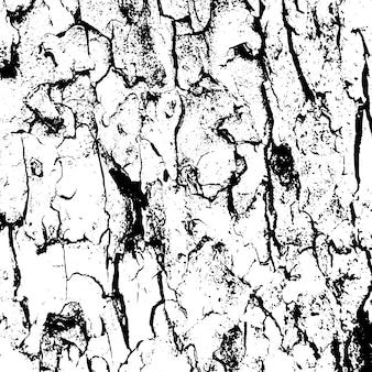 抽象的な木の樹皮グランジテクスチャ背景