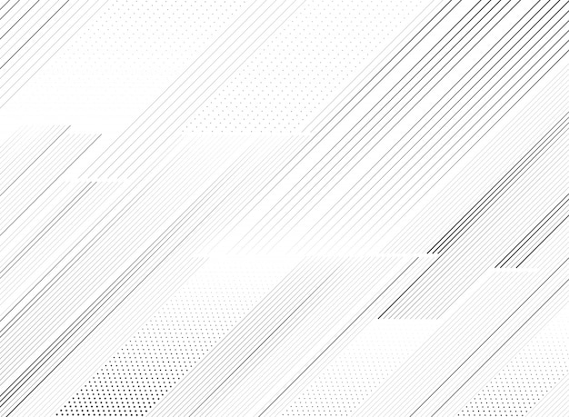 장식 배경의 추상 유행 검은 선 패턴입니다.