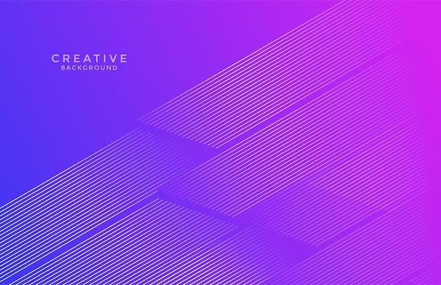 Абстрактные модные полосы линии современный минимальный фон