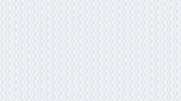 抽象的な三角形とひし形のパターン。抽象的な白い背景。