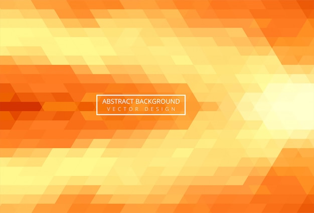Abstract triangle pattern colorful background