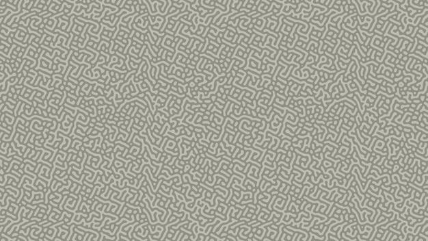 Abstract turing organic wallpaper