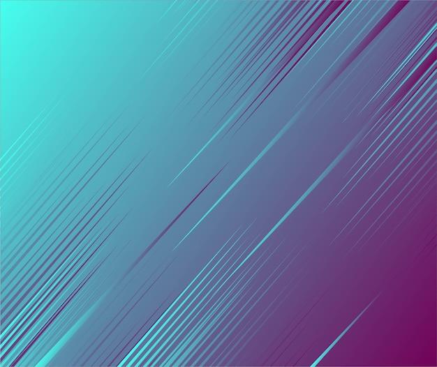Абстрактные двухцветные линии формы фон
