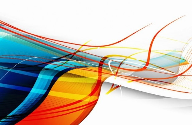 Abstract vector background art
