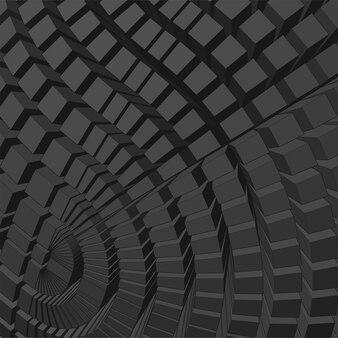 Абстрактные векторные фон геометрических фигур из треугольных граней