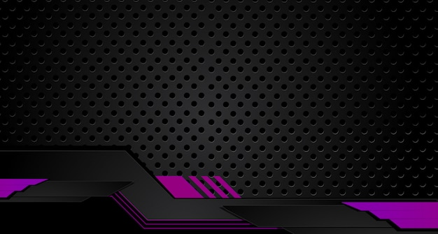 Abstract vector graphic brochure design background