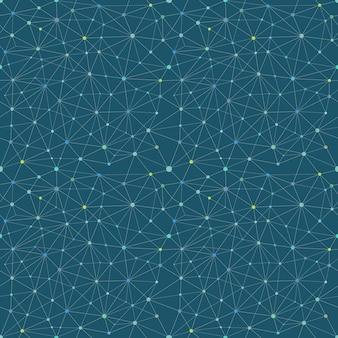 Абстрактный векторный образец с цветными точками. бесшовные векторные фон