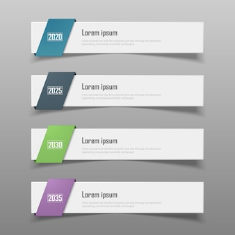Abstract vector template design for copy space background