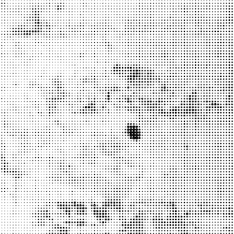 Abstract vintage halftone background