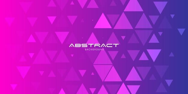 抽象的なバイオレットブルーグラデーションパターン、モダンなデザイン。明るいパターンの背景。